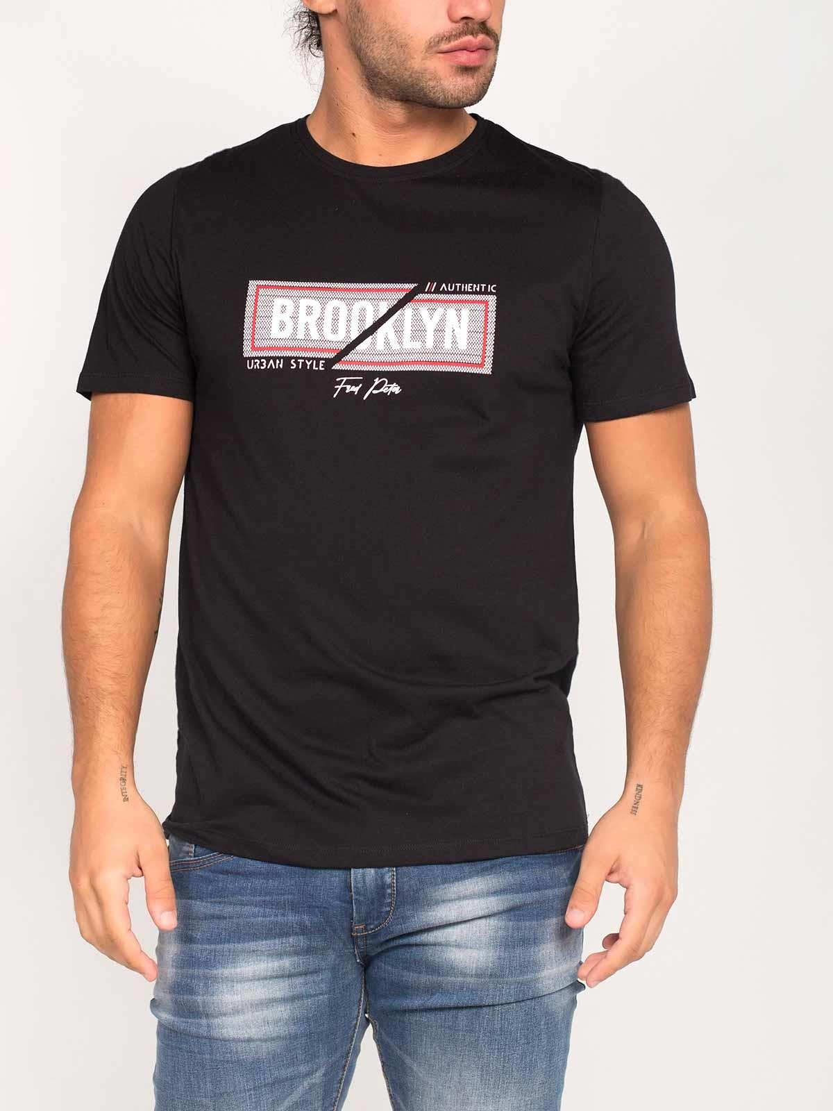 Camiseta manga corta Brooklyn