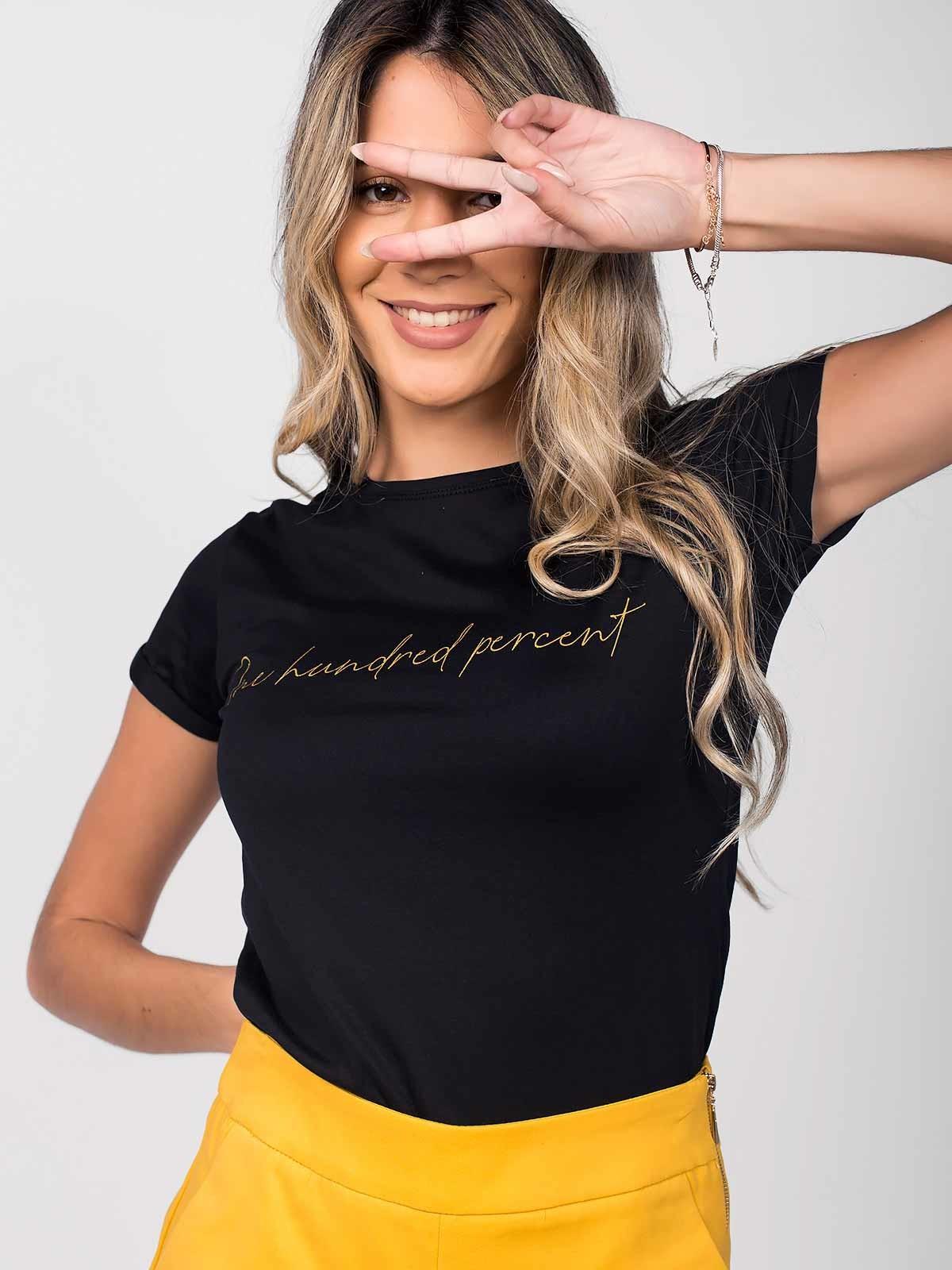 T-shirt Be Hundred Percent