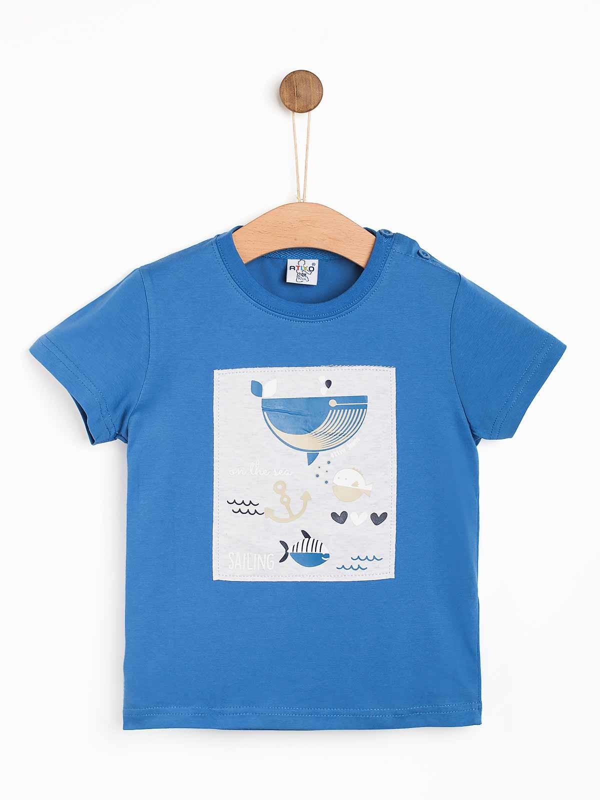 T-shirt estampada bebé
