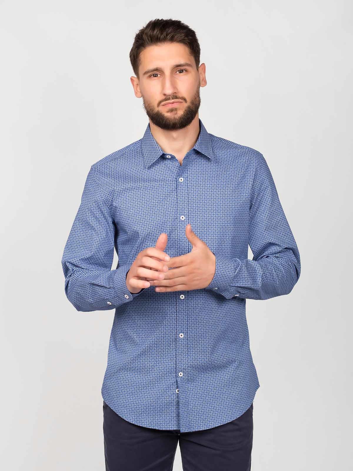 Camisa manga comprida com estampa