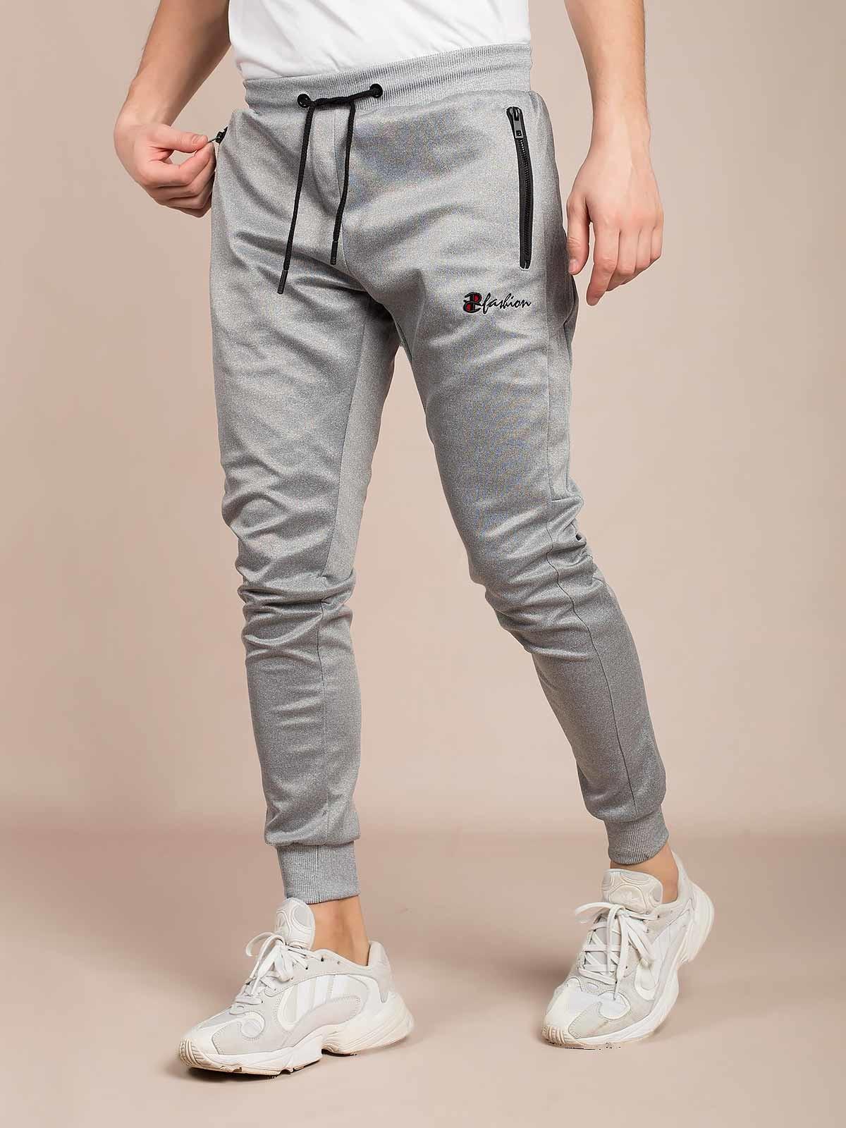 Pantalones chándal brillante