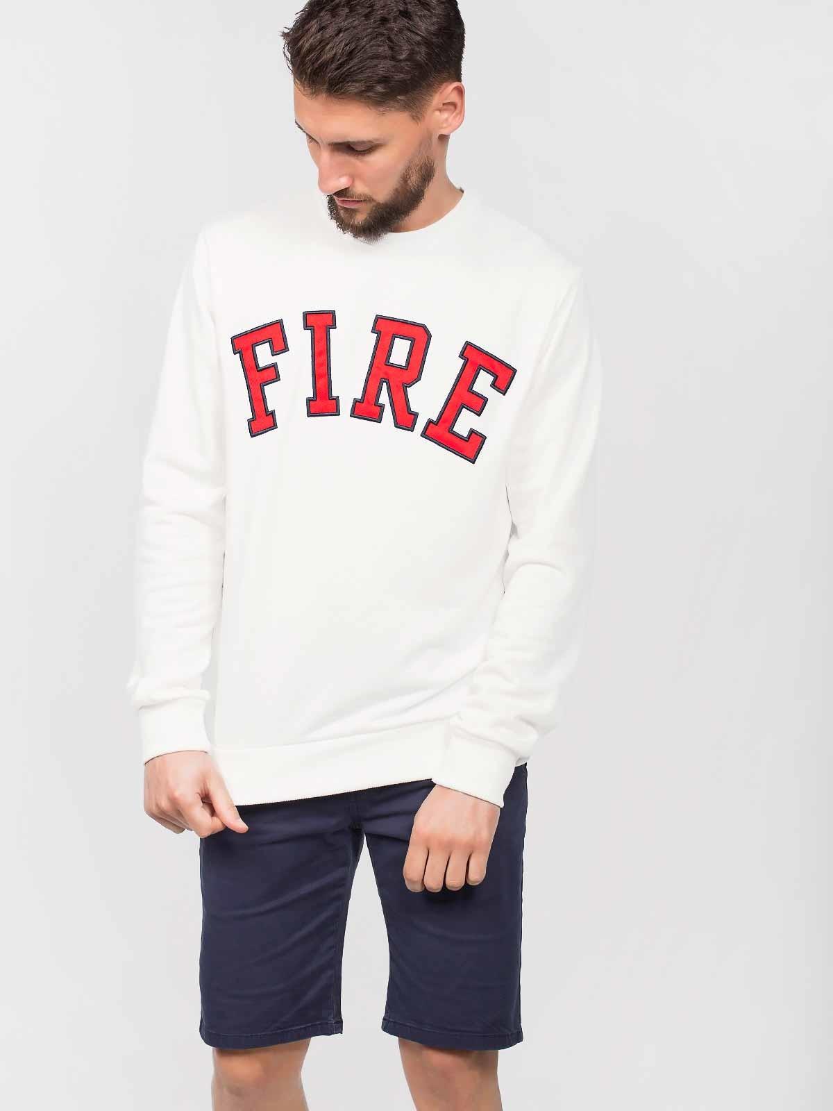 Jersey estampado Fire