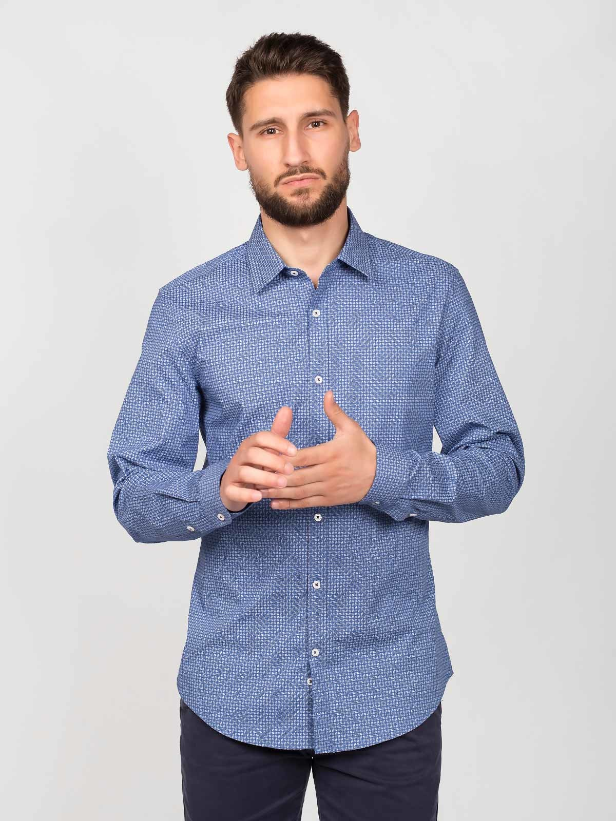 Camisa de manga larga con estampado