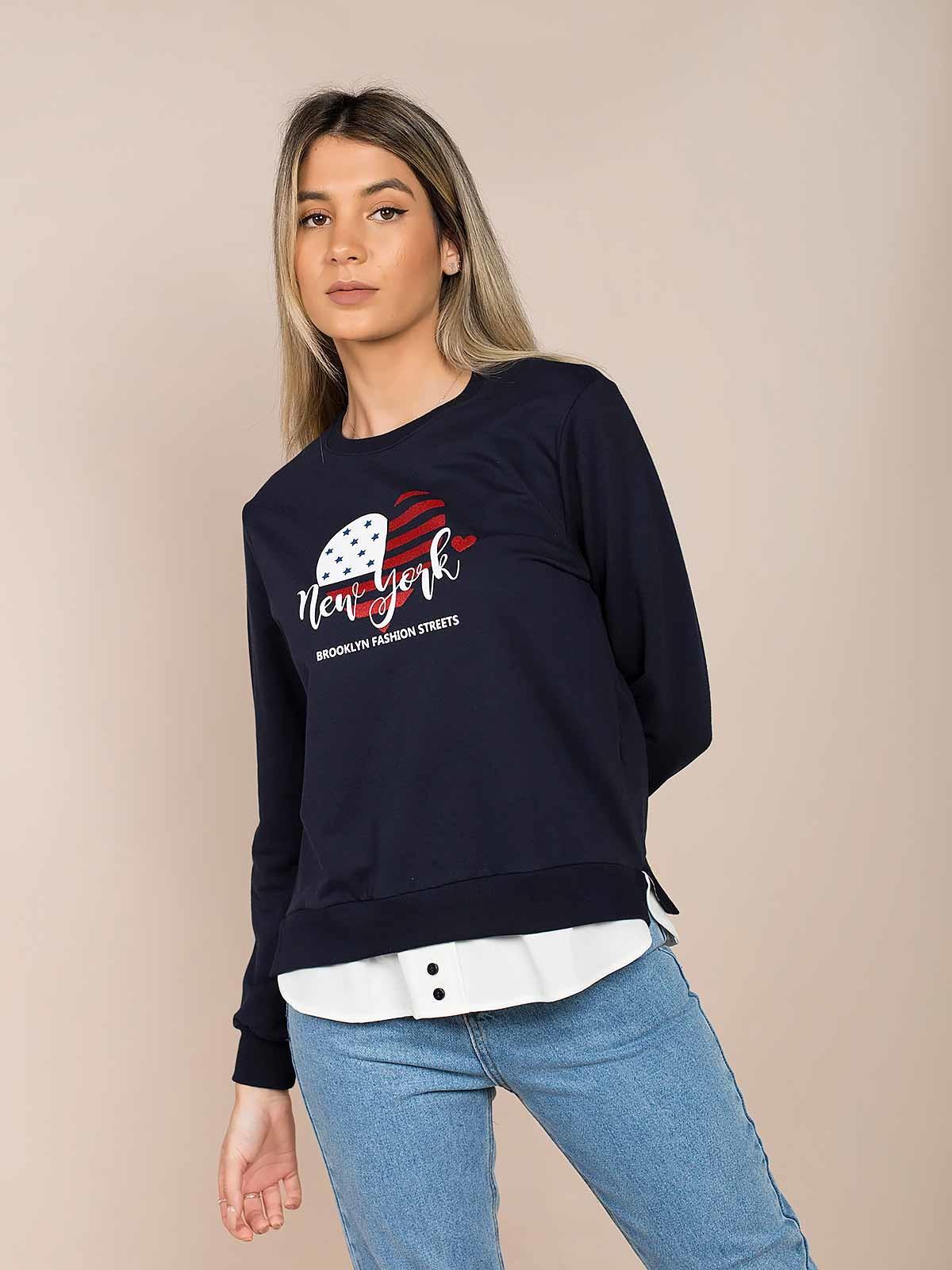 Camisola sweatshirt New York