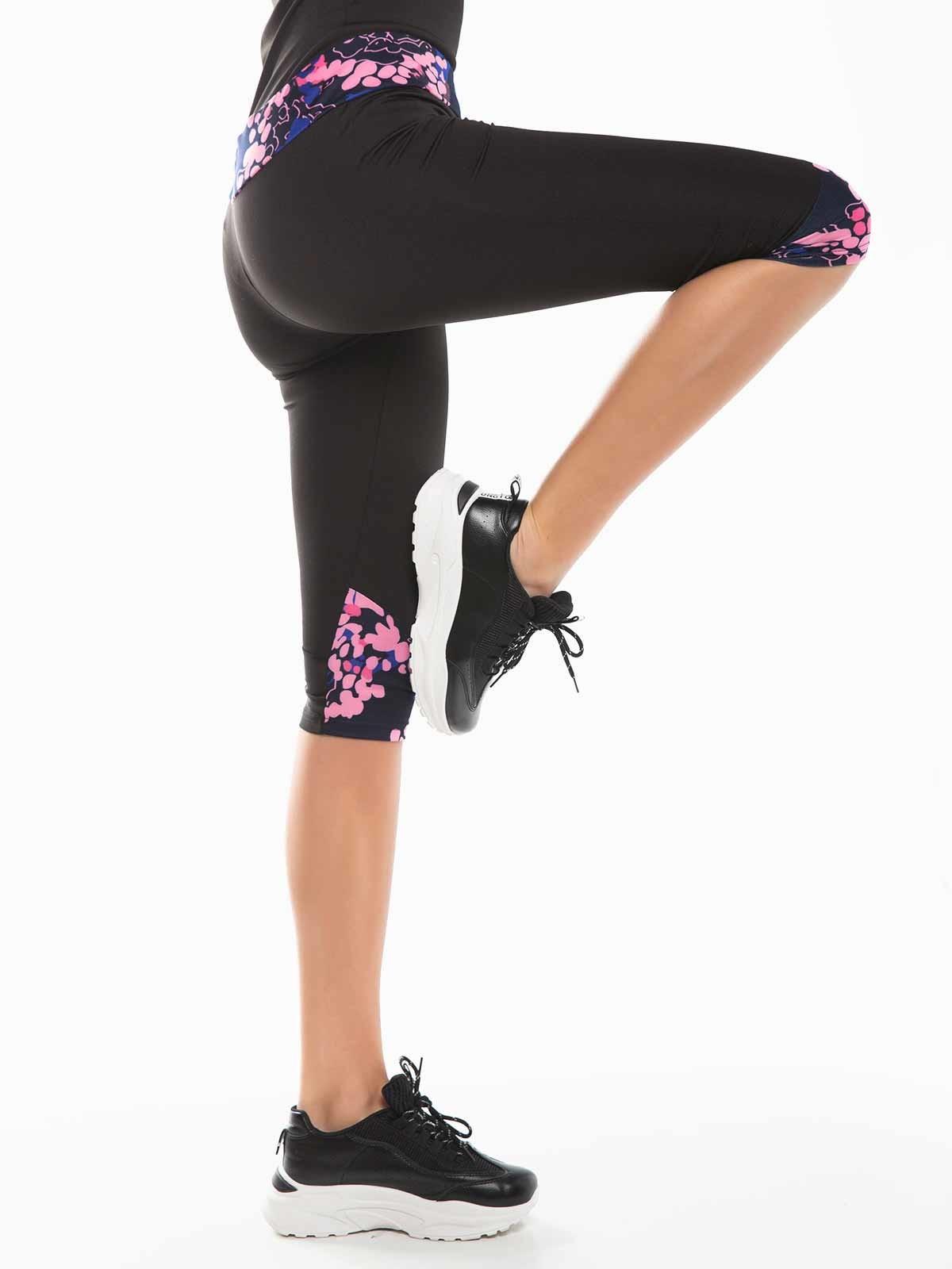 Corsários fitness padrão abstrato