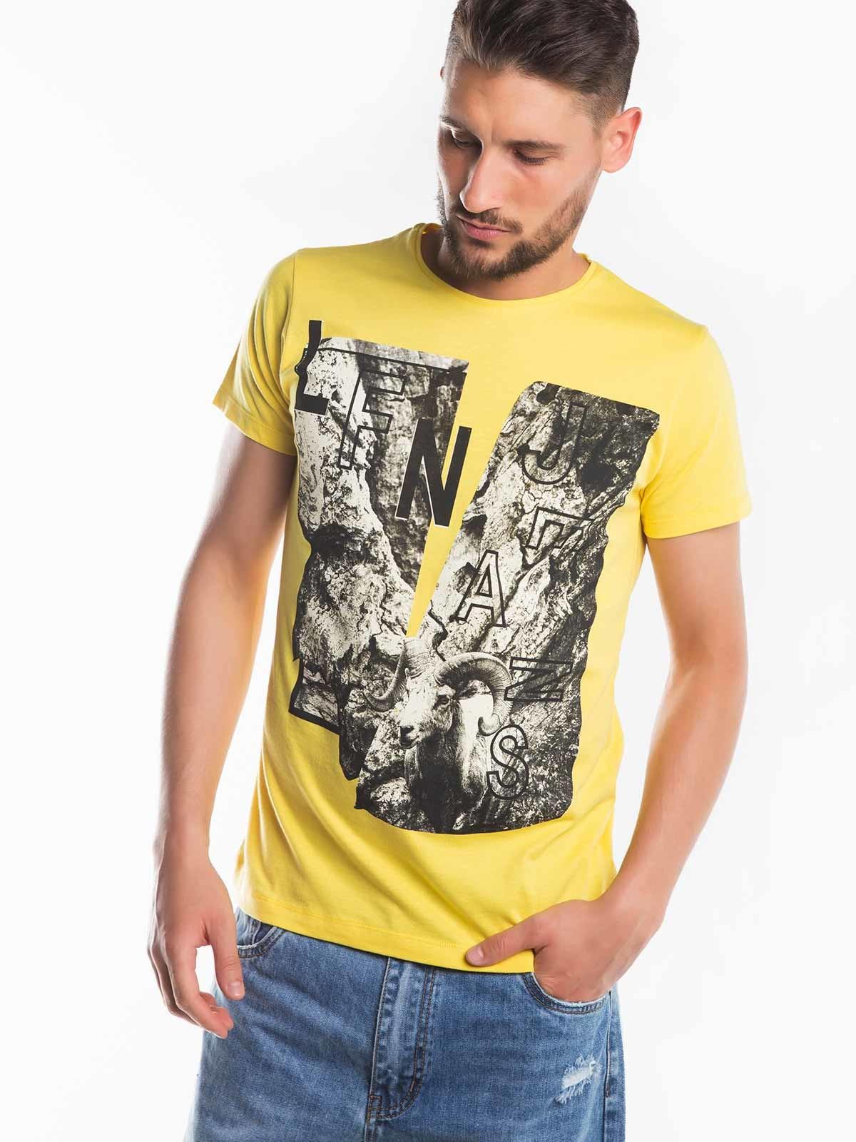 T-shirt estampada LFNJeans