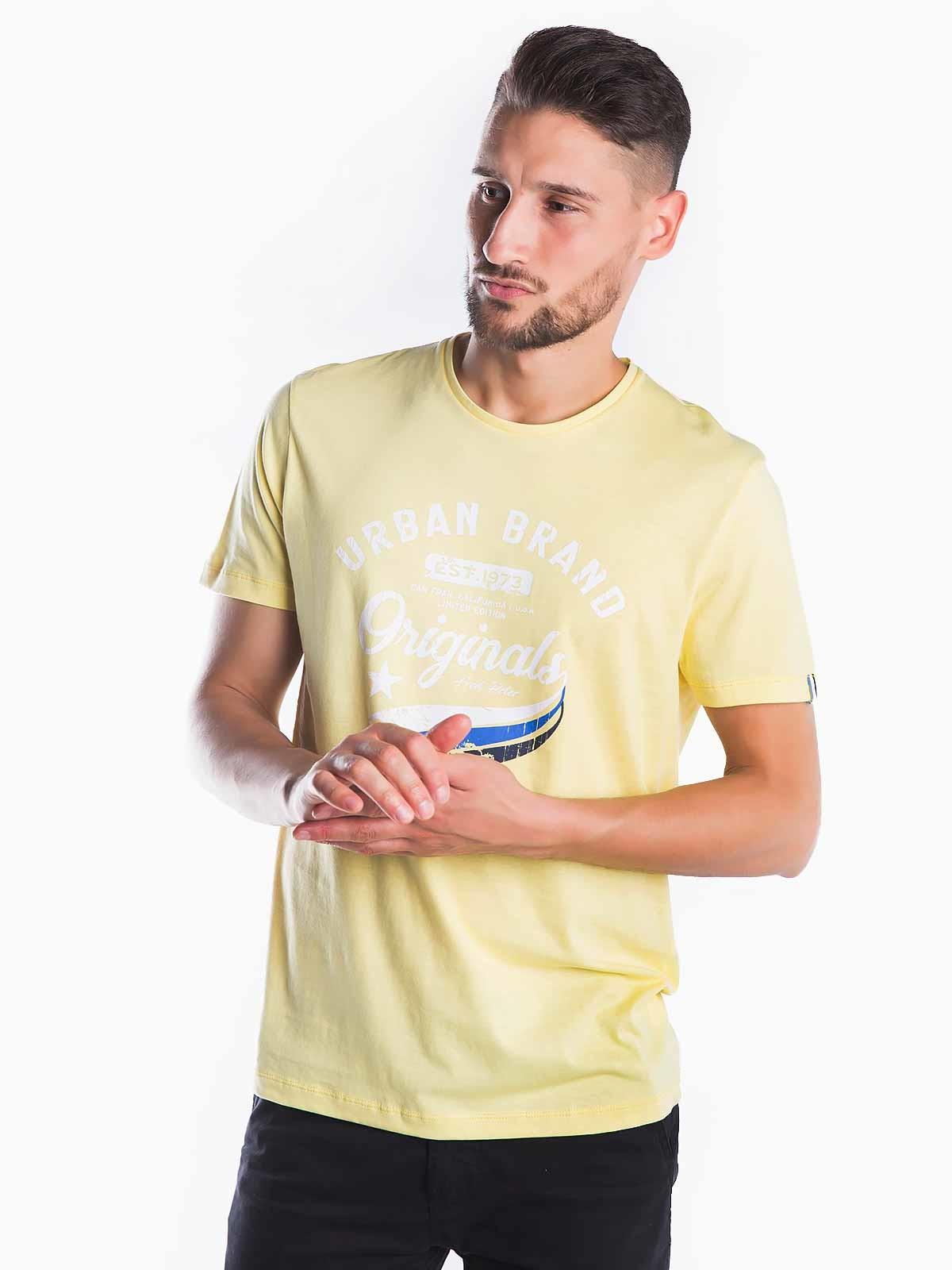 T-shirt Urban brand