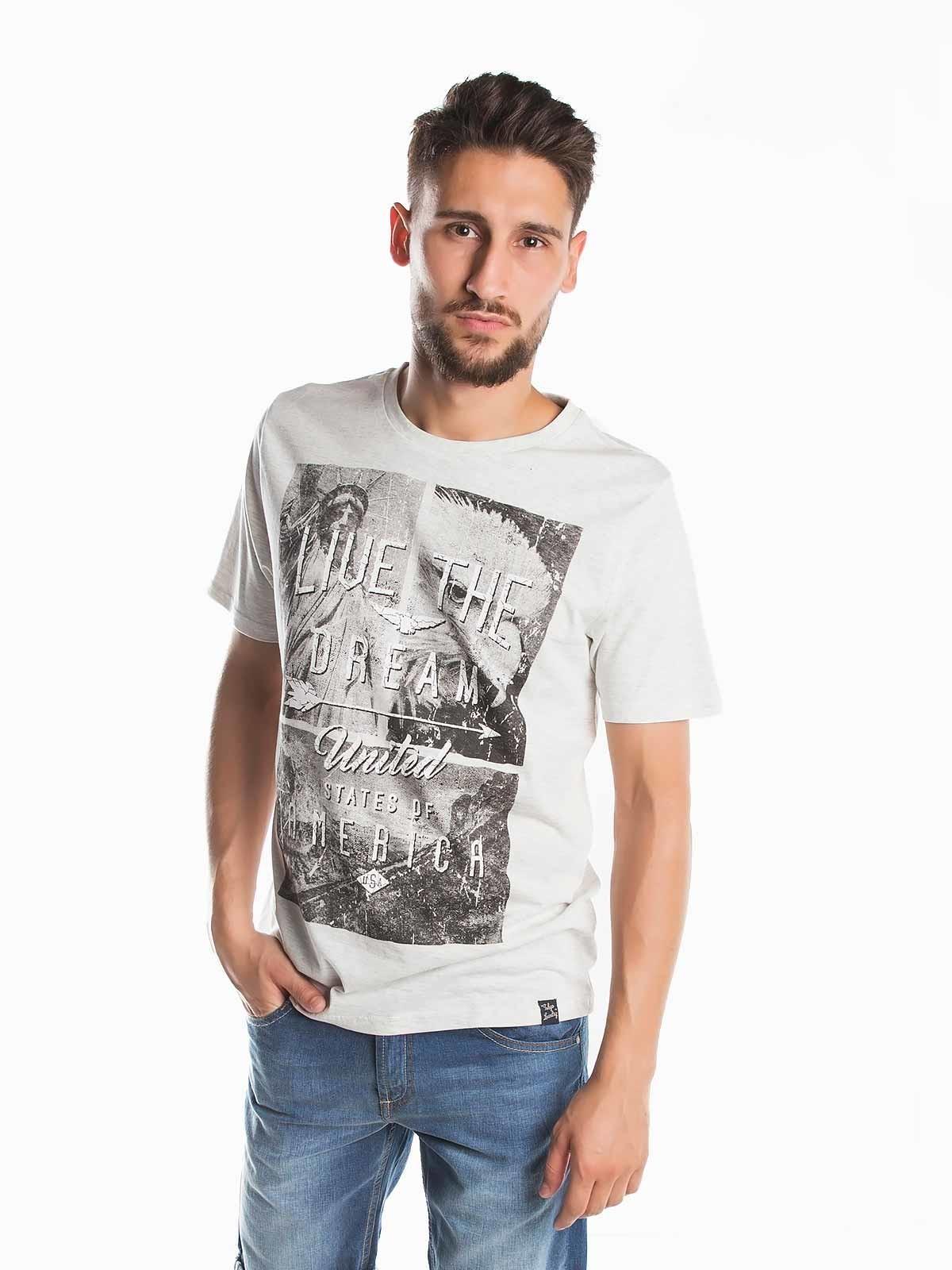 T-shirt estampada Dream