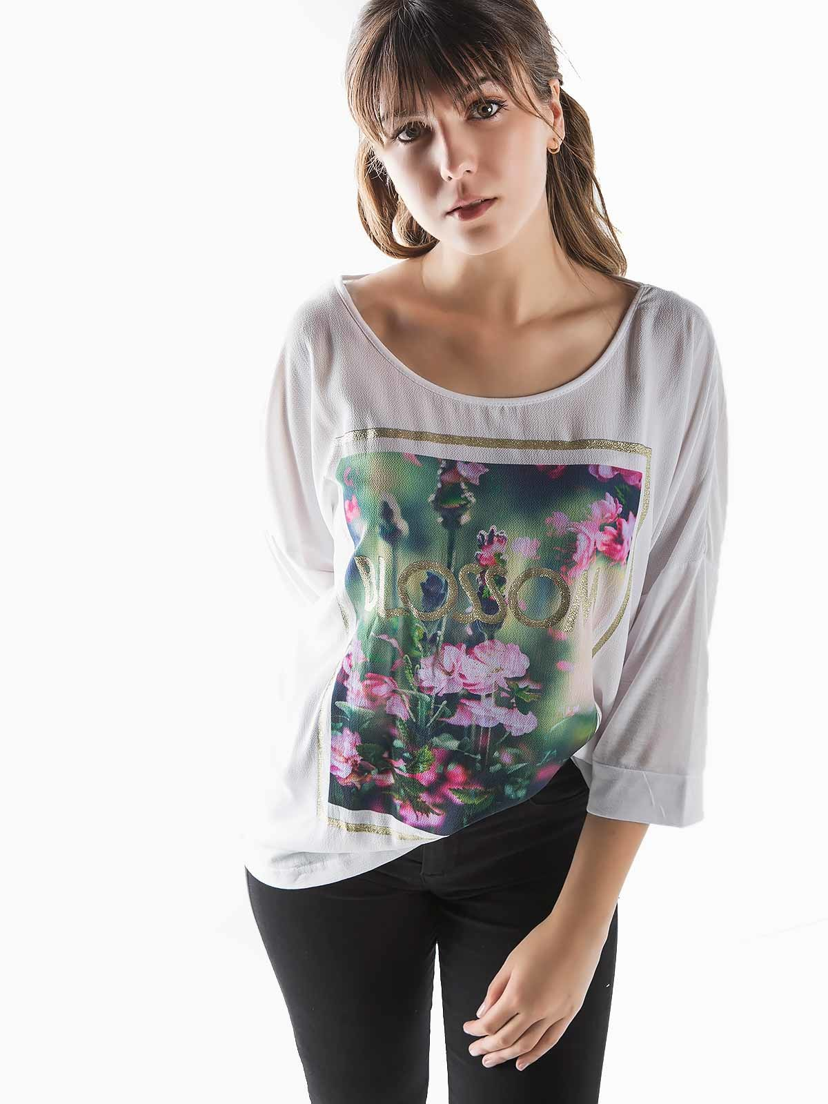 Camisola floral Blossom