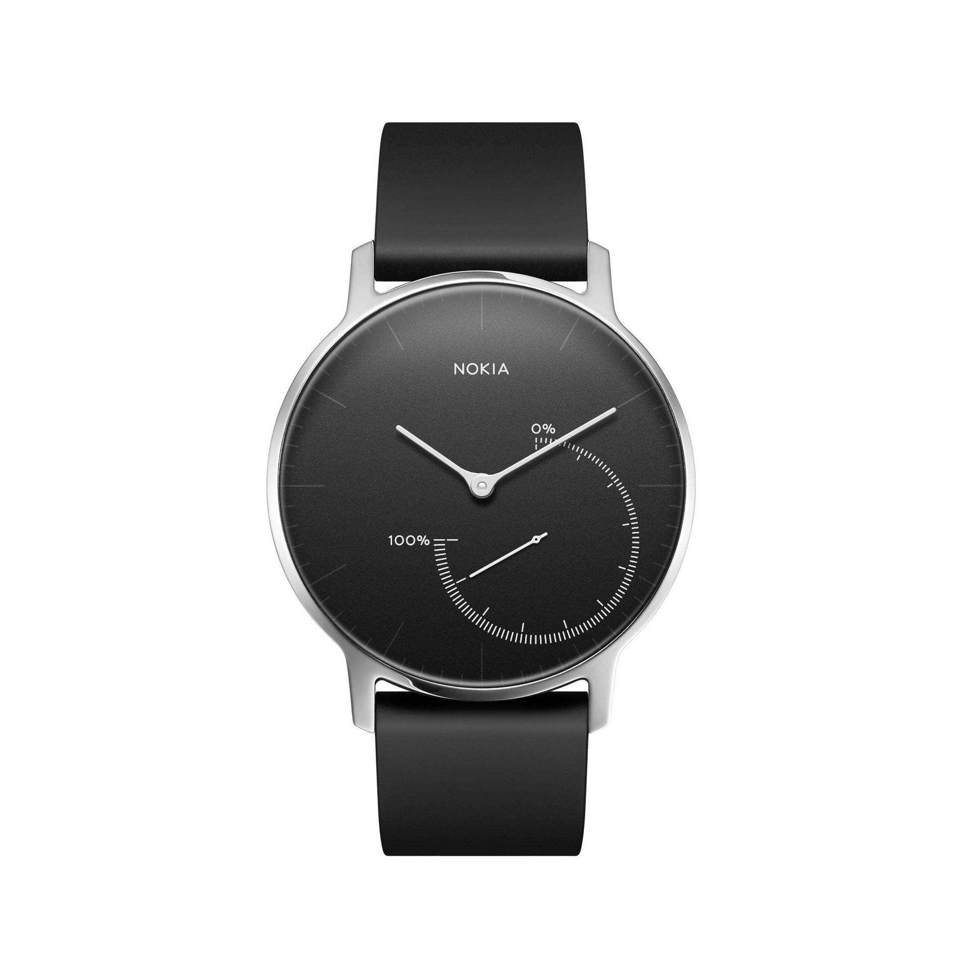 WITHINGS/NOKIA - Withings/Nokia - Steel (black)