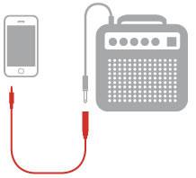 IK Multimedia - Cabo iLine Mono Output Adapter
