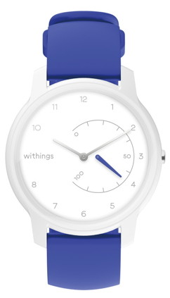 WITHINGS/NOKIA - Withings - Move (white & sea blue)