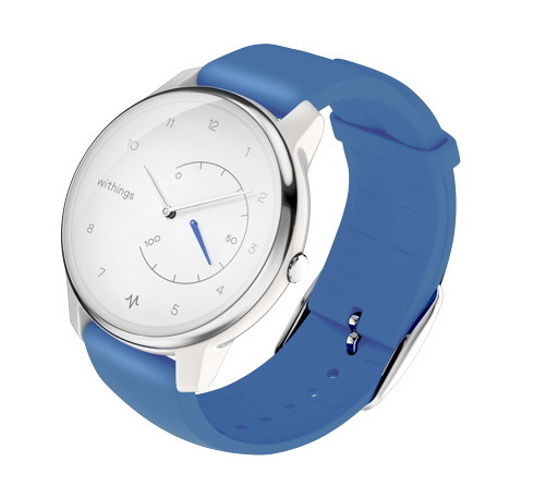 WITHINGS/NOKIA - Withings - Move ECG (blue)